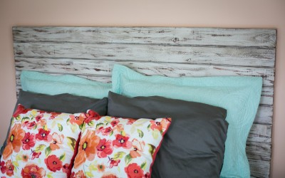 Cedar_Headboard (distressed Paint)