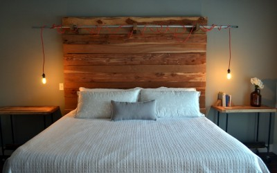 Cedar_Headboard (light Bar)