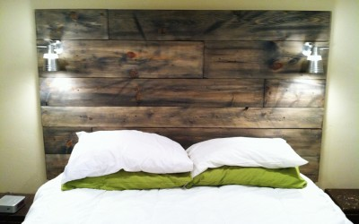 Cedar_Headboard (with Lights)