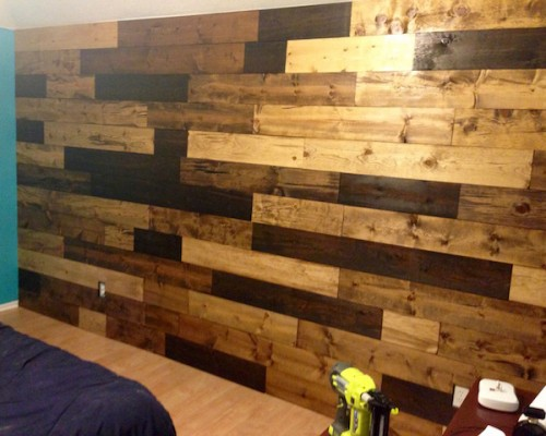 Cedar_Wood Wall 3
